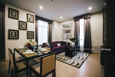 For Sale - Condo for sell / SALE The Capital Ekamai - Thonglor  , MRT Phetchaburi
