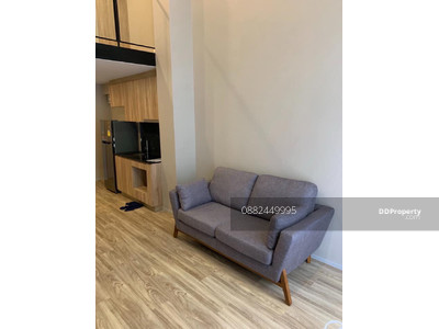 For Rent - For rent . .. Blossom Condo At Sathorn-Charoenrat, Duplex 1bed, 1bath, 46sqm, 1st flr, Tower D