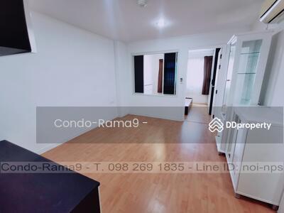 ขาย - SALE ! ! Condo Lumpini Ville Cultural Center, 1 Bed, B1 Bl. , 5 Fl. , Area 35. 57 sq. m. , Sale 2MB