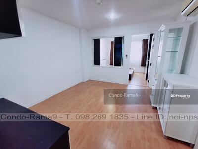 For Sale - SALE ! ! Condo Lumpini Ville Cultural Center, 1 Bed, B1 Bl. , 5 Fl. , Area 35. 57 sq. m. , Sale 2MB