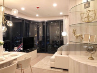 ขาย - Ashton Chula-Silom 2 bed 14. 60 mb (all included) High floor/Lumphini park view
