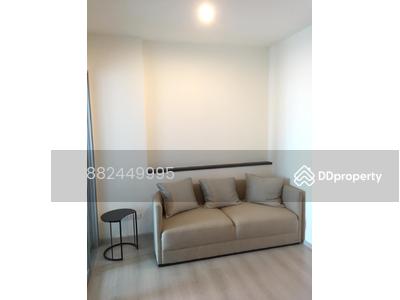 ขาย - For sell . .  Life Ratchada, 1bed, 1bath, 31. 78sqm, 12th flr, Tower B, North view, Garden view