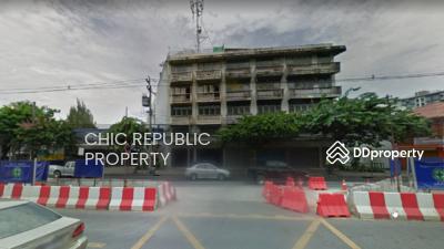 ให้เช่า - CRP-S12-CB-620005 ให้เช่า อาคารพาณิชย์ 3 คูหา 4 ชั้นครึ่ง ติดซอยลาดพร้าว 40 ขนาด 760 ตรม.