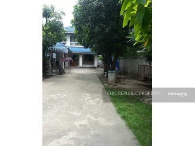 For Rent - CRP-S1-HH-620088  2 storey detached house to rent 3 bedrooms, 3 bathrooms, 130 square wah near the BTS