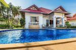 8R0060 Pool villa for rent  fully furnished 3 bedroom 2  bathroom 167sqw 45, 000/month located at chalong