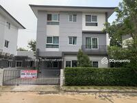 ขาย - ขายบ้านเดี่ยว 3 ชั้น mind ติวานนท์ 63. 8 ตร. ว 4นอน 5 น้ำ MRT กระทรวงสาธารณะสุข