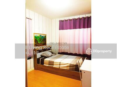 For Sale - ขาย ไอคอนโด สุขาภิบาล 2 (เสรีไทย) ห้องสวย บิ้วอินทั้งห้อง