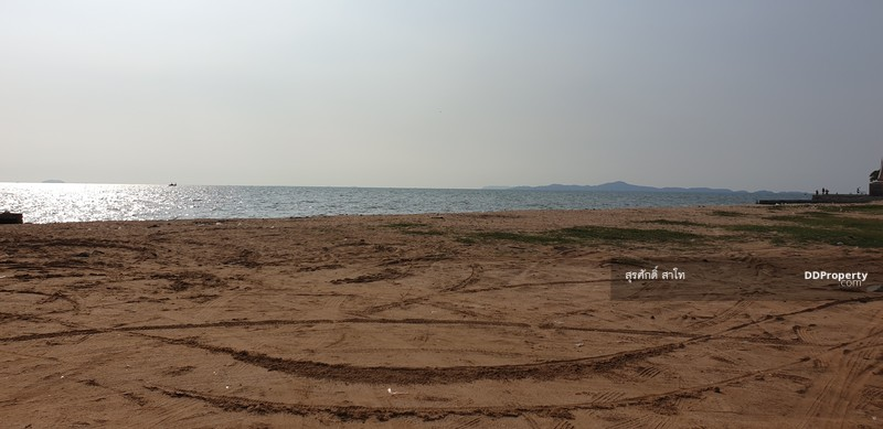ที่ดินนาจอมเทียน 6 ติดทะเลนาจอมเทียนหาดทรายทองพื้นที่ 14-0-87 ไร่ ข้างโรงแรมทรายสวรรค์ #71494852