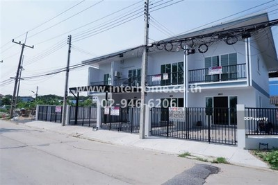 For Sale - Townhouse 2 floors 28 sq. w. Ratchathanee Village Soi Khlong Luang 29, Phahonyothin Road - 34663