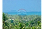 Amazing land plot for sale in Taling Ngam, Surat Thani [920121010-74