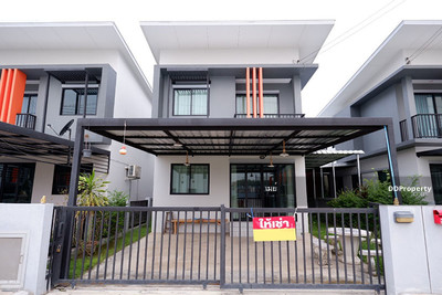 For Rent - Townhome for rent near by 15 min to Chiang Mai International Airport, No. 14H057