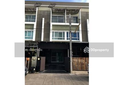 For Sale - Sales 3-story townhome 17 sq. W. Village, Nalin Avenue 3, Ramkhamhaeng.