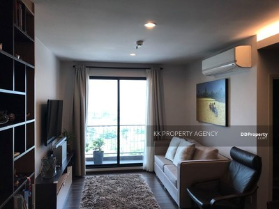 For Sale - CD-621991 The Gallery Condominium for sale near BTS Bearing. Size 58 sqm. 2 bedrooms, 2 bathroom, high floor