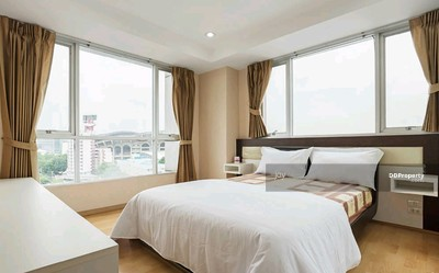 For Sale - Condo for sale Inspire Place ABAC - Rama IX fully furnished.