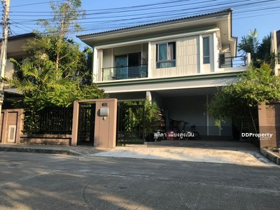 For Sale - House for sale, The Plant Estique Pattanakarn 38, beautiful house, good location
