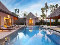 ขาย - 2S0002 This pool villa for sale 4 bedroom 3 bathroom  24, 660, 000  the house location at Choeng Talay estate: total living space 645 sq. m.