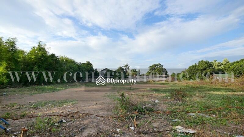 ขายที่ดินเปล่า ปากเกร็ด ซอยโรงเรียนพระหฤทัยนนทบุรี