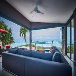Amazing 4 bedrooms villa with one of the best Seaview of Koh Samui [HUSM25314