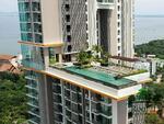 Luxury Condo The Riviera Wong Amat 9, 000-. /M