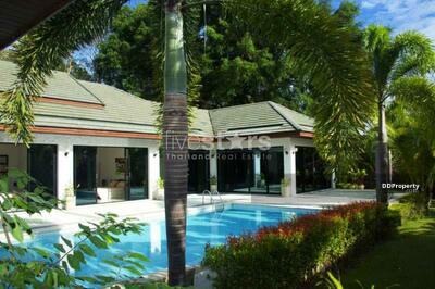 For Sale - 4-bedrooms villa close to the Rawai beach [HHKT25190