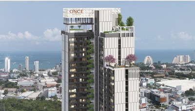For Sale - Sale  ONCE Pattaya The best north Pattaya Condo near Terminal 21