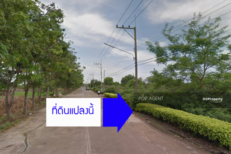 [[ ให้เช่า ที่ดินเปล่า 2 ไร่ ]] รูปแปลงสวย ลำลูกกา ปทุมธานี 15,000 บาท #72744006