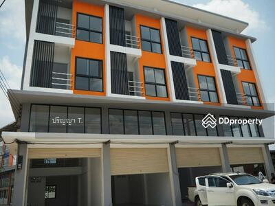 For Sale - ขายตึกแถว 3. 5 ชั้น ติดถนนใหญ่ ถูกมาก เยื้องโลตัส อรัญประเทศ  - PRN