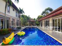ขาย - 6 Bed Room Private Pool Villa Near by Blue Tree water park