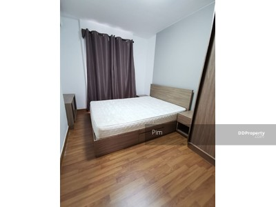 For Rent - Chapter One Campus Ladprao1 for rent, 1 bed 30 sqm. ,with corner room, fully furnished.