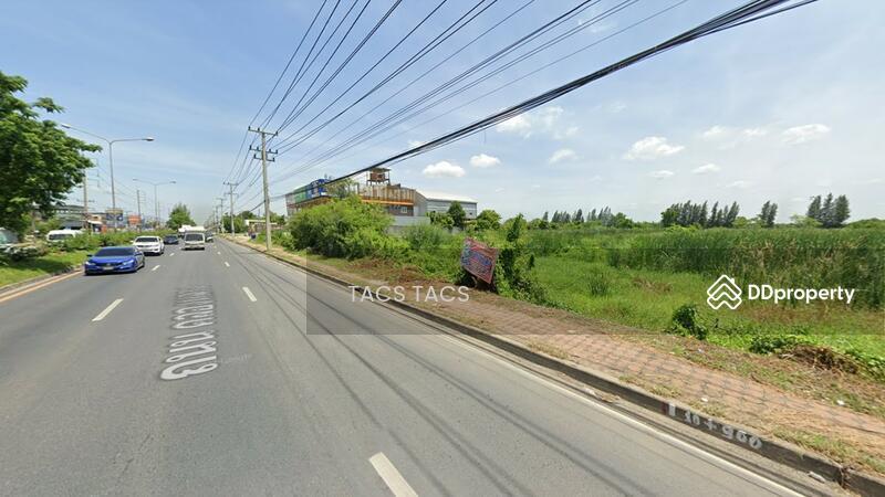ขายที่ดินเปล่า ถนนคลองหลวง ใกล้วัดพระธรรมกาย #94957446