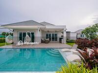 ขาย - New Development - Ultra-Modern & Optimal Luxury Pool Villa