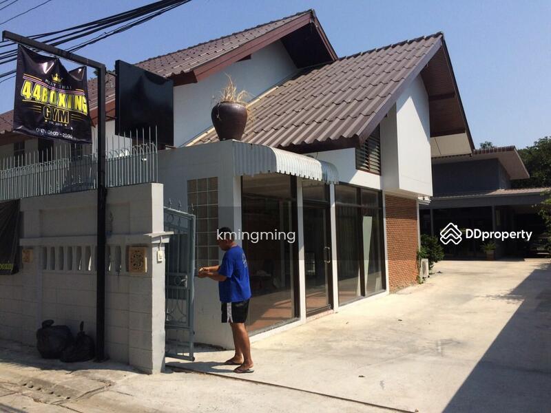 [[ ให้เช่า ]] บ้านเดี่ยวชั้นเดียว ใหญ่มากกกก 155 วา จอดรถ 7 คัน ทำ Home Office ตรงข้ามซอยภาวนา #73167600