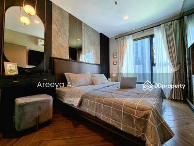 ให้เช่า - [ For Rent ] Life Asoke-Rama 9, MRT Rama 9, Airport Link Makkasan, 1 Bedroom 33 sq. m.