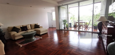 For Rent - Spacious 4 bedroom condo for rent in Wireless Road close to MRT Lumpini [ABKK26706