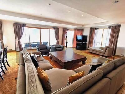 ให้เช่า - 5-bedroom condo for rent with river view [ABKK24103