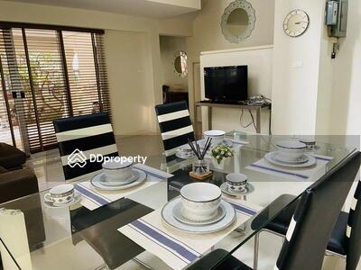 For Rent - For Rent Bangkok Town House Sukhumvit 39 BTS Phrom Phong Watthana BRE8354