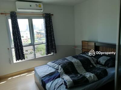 ให้เช่า - Deco Condo @ Bearing , Rent 1 plus/2 bed , size 38 sqm on 7 floor price 8, 500 baht fully furnished close to BTS