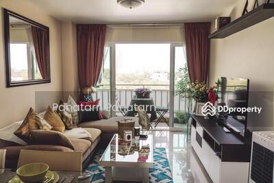 For Sale - ขายด่วน คอนโดบ้านรื่นรมย์ บางนา ห้องกว้าง ส่วนตัวสูง ใกล้เซนทรัลบางนา