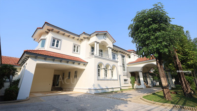For Sale - Ekamai-Ramintra Laddarom a luxury house from Quality house House for sale (H-630204-0007)