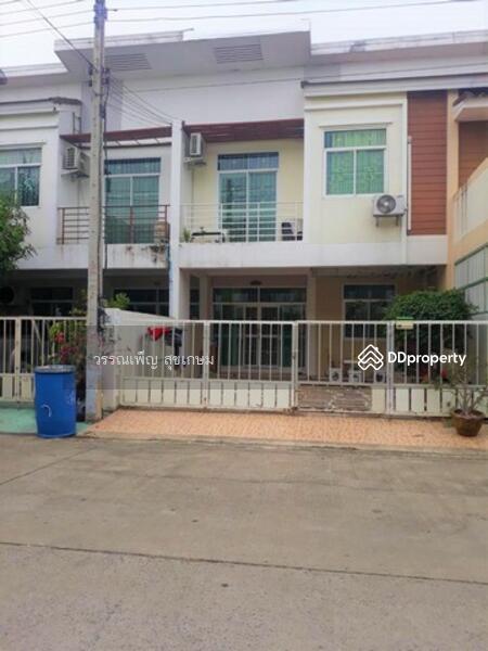ขายทาวน์เฮ้าส์ 2 ชั้น สไตล์บ้านเดี่ยว หมู่บ้านไทยสมบูรณ์3 พื้นที่ 28.4 ตรว. ตบแต่งสวย พร้อมอยู่ #73839944