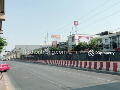 For Sale - อาคารพาณิชย์ ติดรถไฟฟ้า รามอินทรา กม. 7