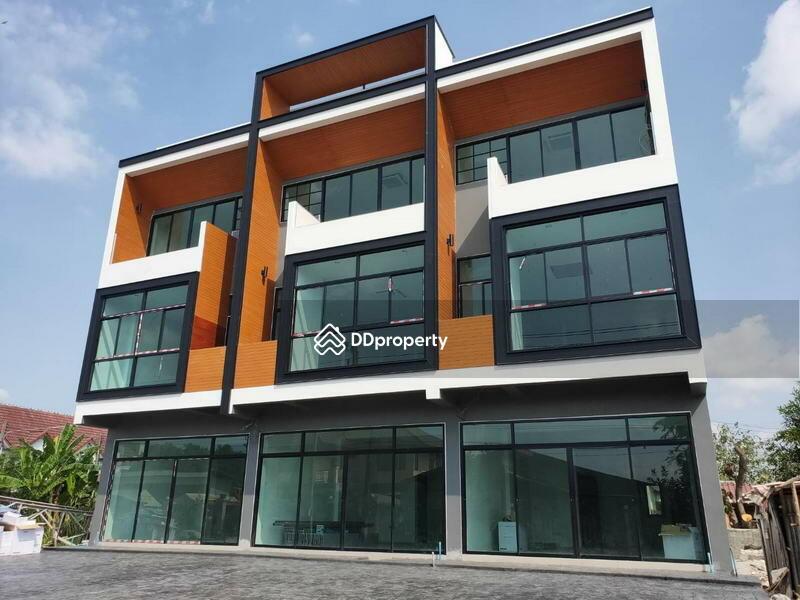 For Sale Pathum Thani Home Office Showroom Lam Luk Ka near Kanchanaphisek motorway BRE13063 #74364244