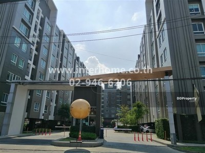 For Sale - condominium 25. 19 sq. m. Cool Condo Rama 7, Building 2 Bang Kruai-Sai Noi Road - 37286