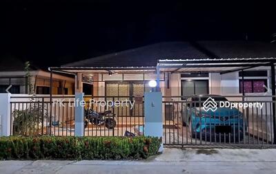 ให้เช่า - 13R0037  ให้เช่าบ้านเดี่ยวชั้นเดียว โซนป่าคลอก2ห้องนอน 1ห้องน้ำ ขนาด 30 ตรว. ราคา 8, 500/เดือน เฟอร์นิเจอร์มีให้บางส่วน