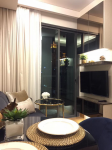 For rent . .. The Lumpini 24, 1bed, 1bath, 26. 5sqm, 14th flr, West view, City view