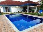 8R0124 Pool villa 2 bedroom 2 bathroom 35, 000/month at Chalong have fully furnished