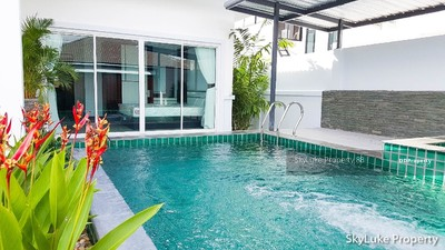 For Rent - 2 Bedrooms Pool Villa For Rent in Chalong VR35-CH0107
