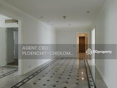 For Sale - {CLP201001} FOR SALE : (ชิดลมเพลส) 4 ห้องนอน 3 ห้องน้ำ พร้อมห้องแม่บ้าน