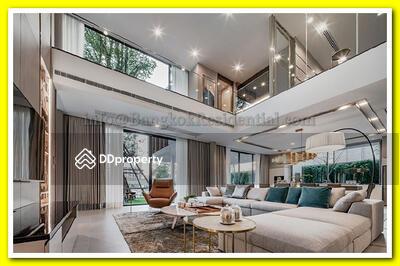 ขาย - For Sale 4 Bed Single House in Compound in Thonglor (BR27594SH)