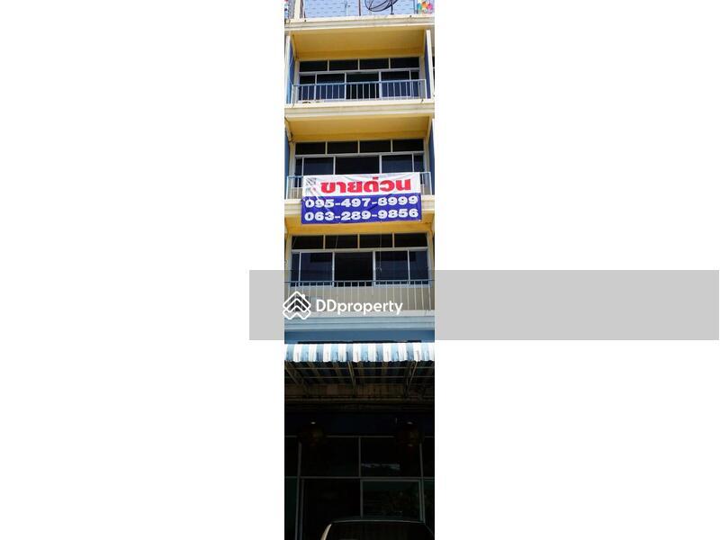 ขาย อาคารพาณิชย์ 1 คูหา อ่อนนุช ติดถนนใหญ่ 21.3 ตรว. 219. 67 ตรม. 4 ชั้นครึ่ง สวยพร้อมอยู่ 083-626-9789 ref-id: FCS055 #75275916